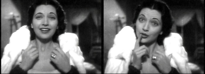 """Kay FRANCIS William POWELL: """"JEWEL ROBBERY"""" – 11 East 14th"""
