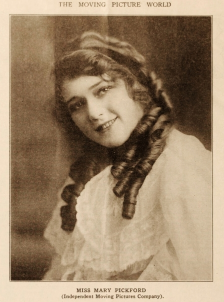Missing Mary Pickford Part Two The Famous Player: MISSING MARY PICKFORD