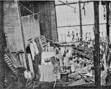 Edison fire interior