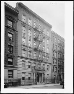 534 W 124th St The Rhineland Apts c1925