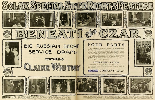 MPW AD Feb 1914