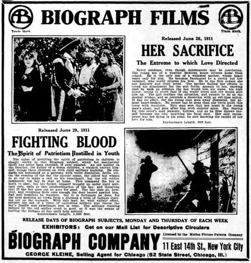 NYDM HerSacFightBld Ad Jun 28 1911