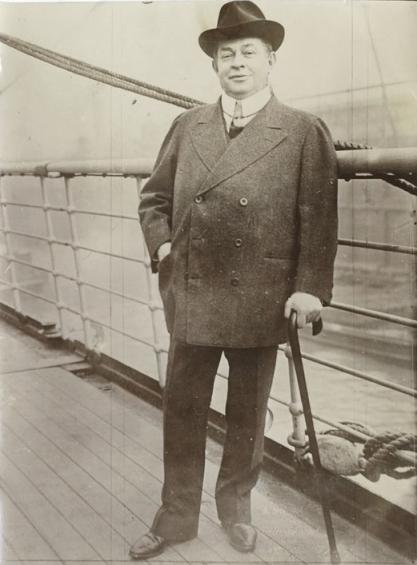Frohman_Lusitania