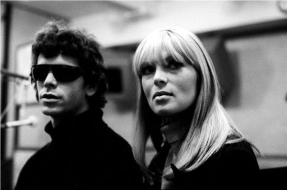 Lou Reed and Nico c1967