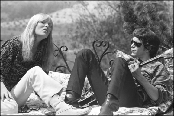 Nico and Lou Reed