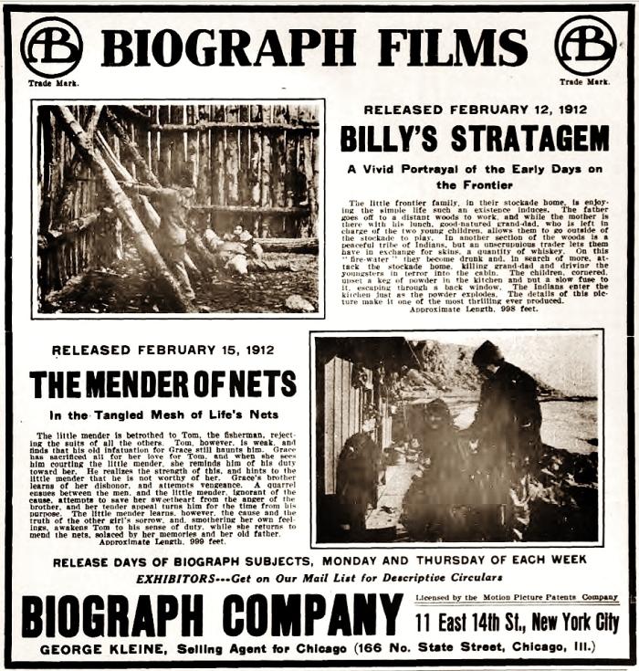 NYDM_MoN_BiographAd Feb 14 1912