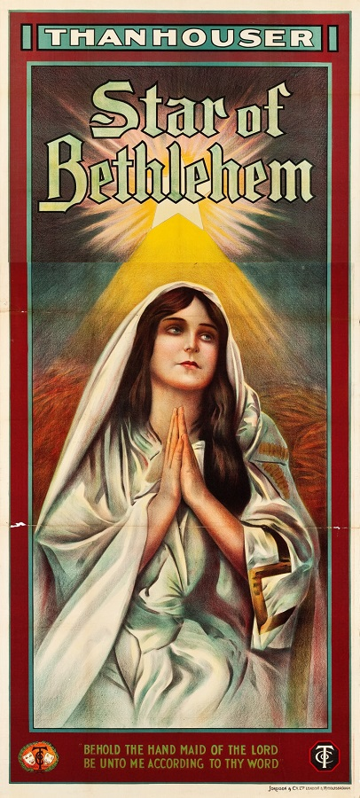 A Star of Bethlehem_3Sheet 1912 sml